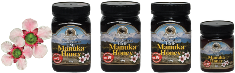 Manuka Honey Jars